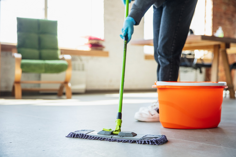 Green Cleaning services San Diego