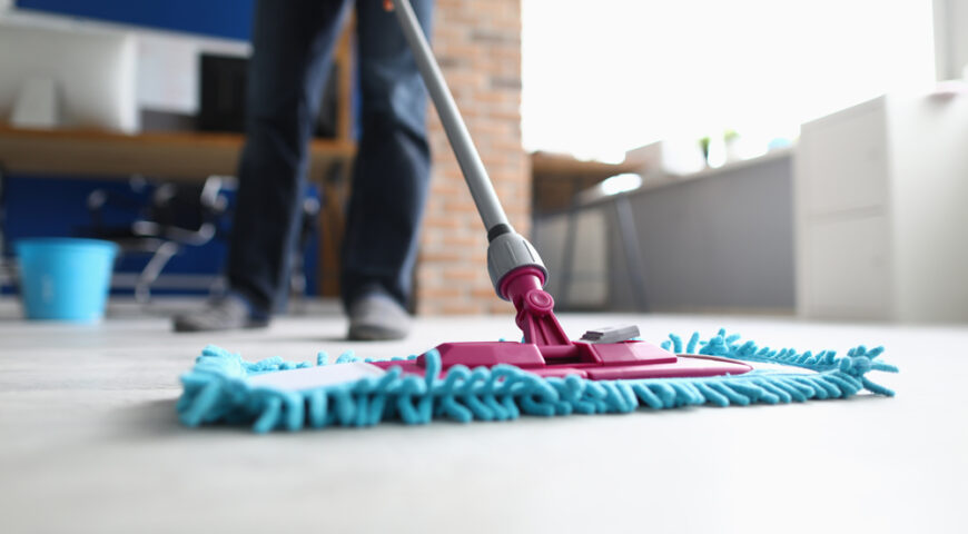 Professional Office Cleaning Benefits for your Business