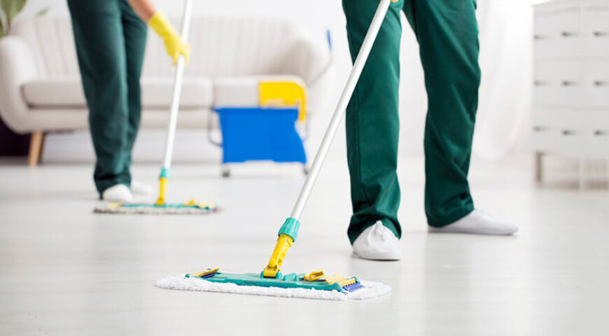 Professional office cleaning: Keep your workplace exterior tidy