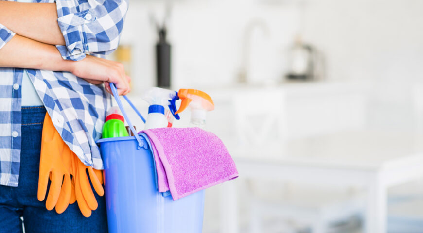Why is cutting money from cleaning companies not really saving for your company?