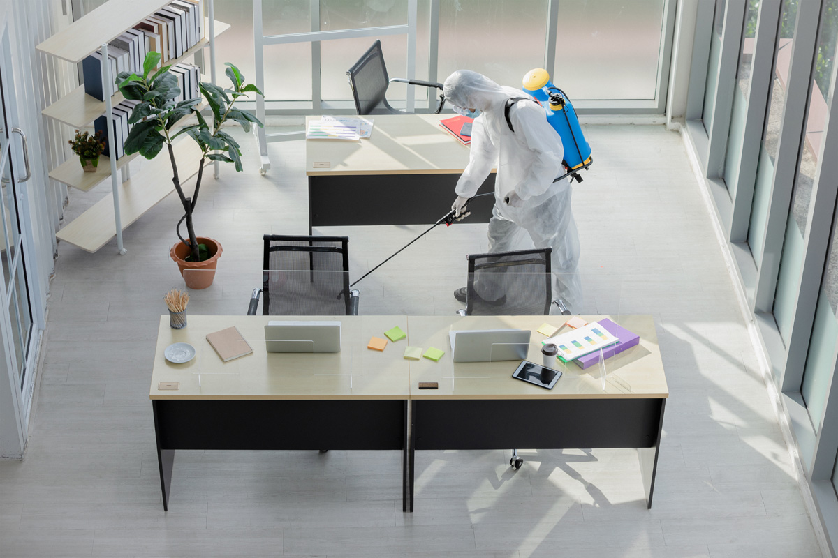 Commercial Cleaning Services Riverside County