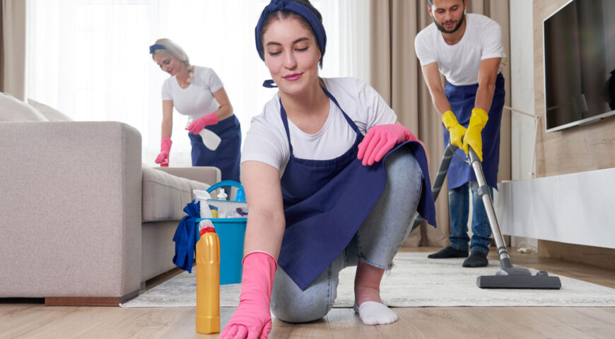5 Benefits of Hiring a Cleaning Service For Your Commercial Space