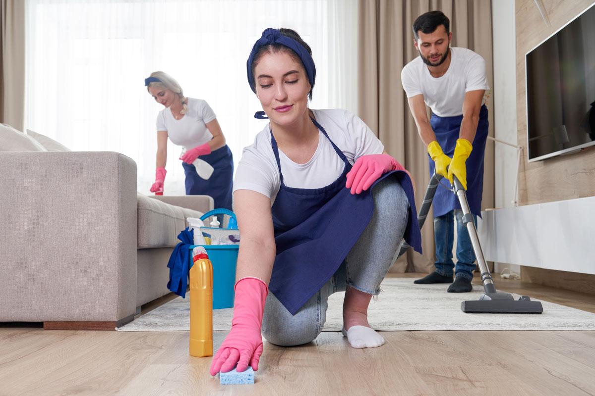 San Bernardino Cleaning Services