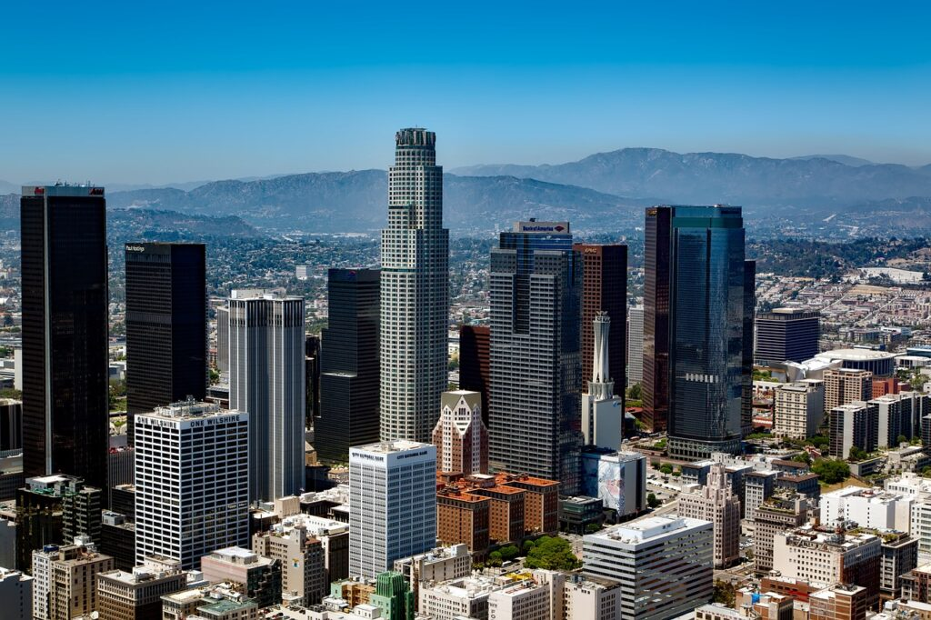Janitorial services in Los Angeles
