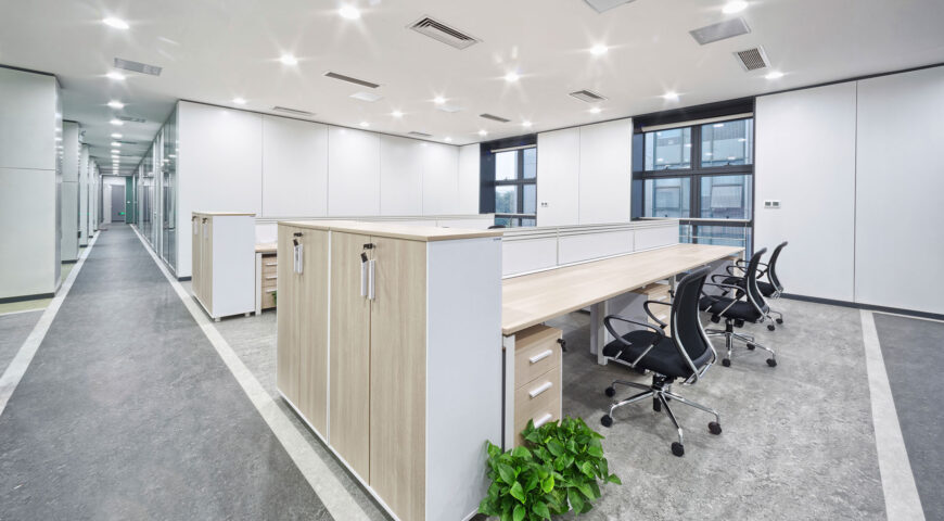 Tips for Keeping Your Office's Reception Area Tidy