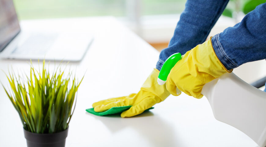 Benefits Of A Commercial Cleaning Service & Why Every Business Needs One