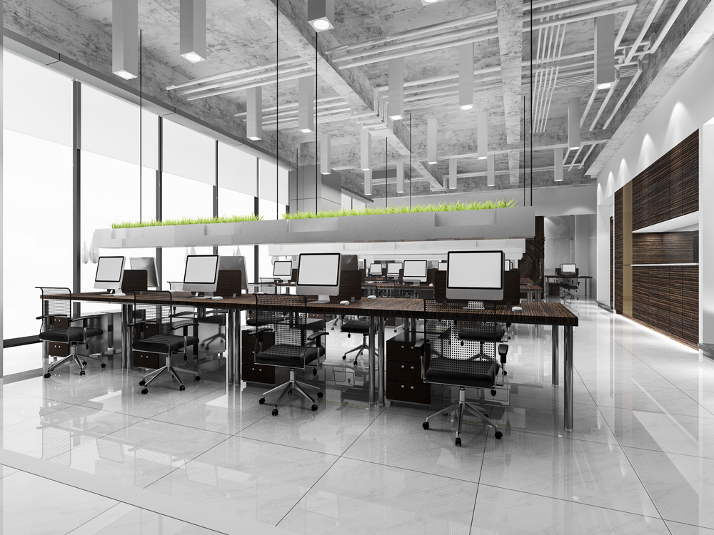 Office Buildings Cleaning Services