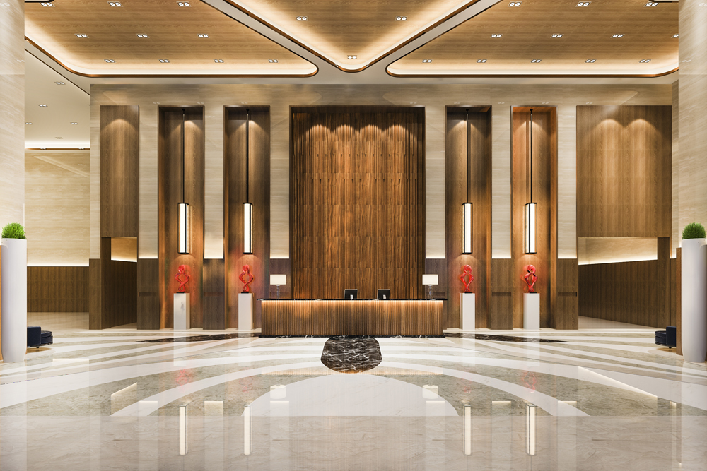Hospitality cleaning services