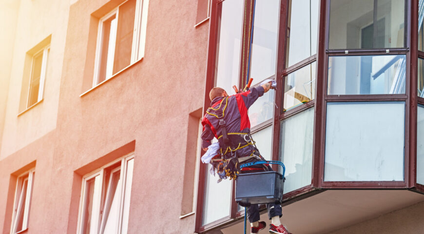 How To Keep Office Exteriors Tidy